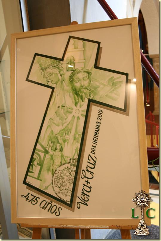 Exposición 450 aniversario Vera+Cruz Dos Hermanas