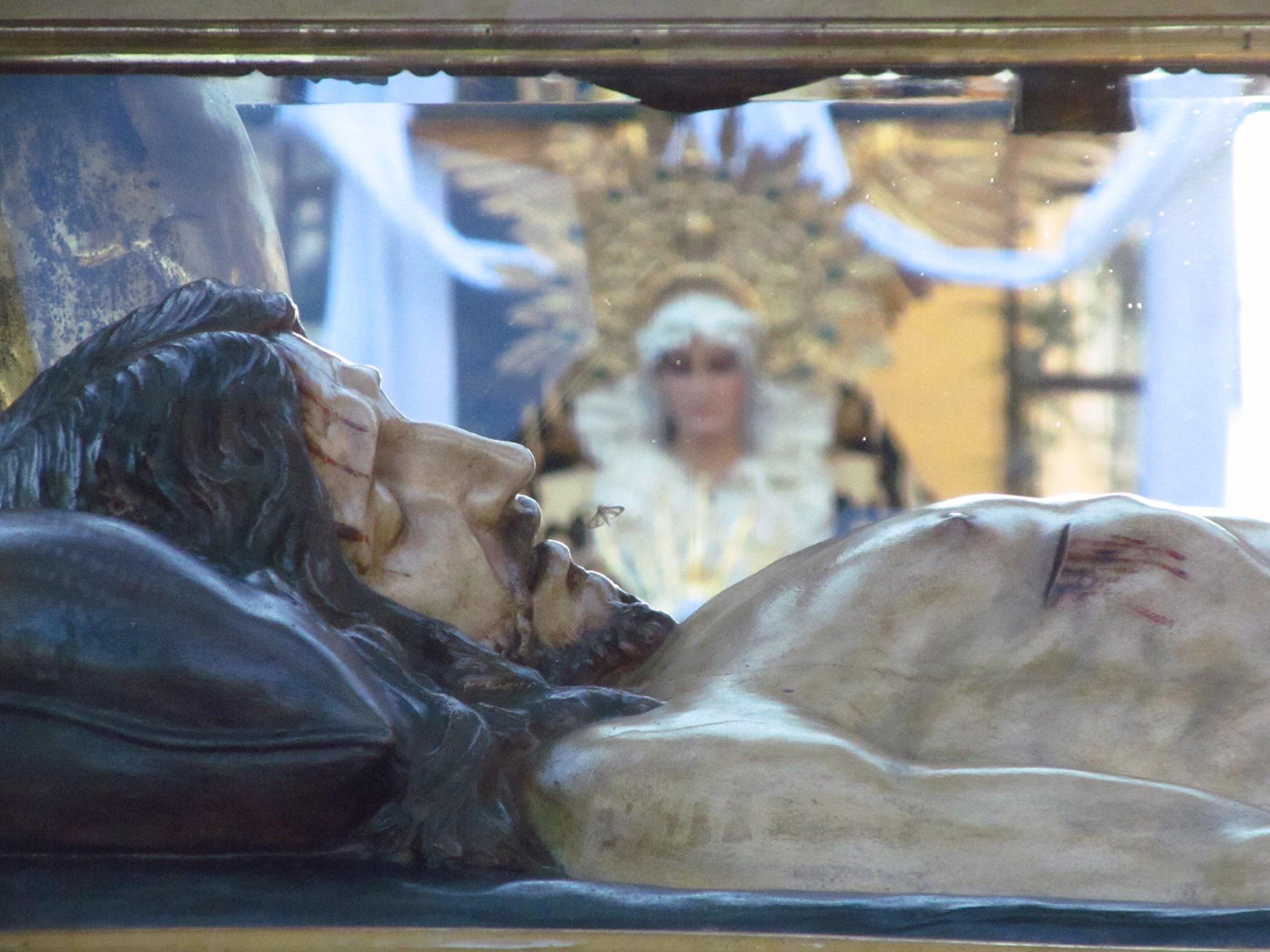El Señor del Santo Sepulcro